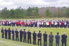 年金友の会グラウンドゴルフ県大会