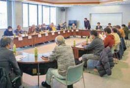 生産組合長会議・生産組合長協議会1